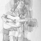 Acoustic guitarist #2