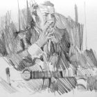 Flamenco guitarist #38