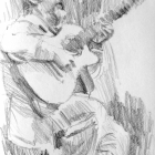 Classical guitarist #3 - Juanjo Dominguez