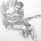Flamenco guitarist #8 - Paco Pena