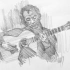 Flamenco guitarist #41