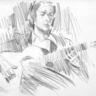 Flamenco guitarist #9 - Paco de Lucia