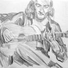 Flamenco guitarist #19 - Moraito Chico