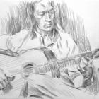 Flamenco guitarist #23 - Paco de Lucia
