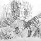 Flamenco guitarist #24 - Paco de Lucia