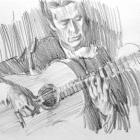 Flamenco guitarist #25 - Paco de Lucia