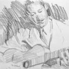 Jazz guitarist - Django Reinhardt