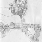 Flamenco guitarist #32