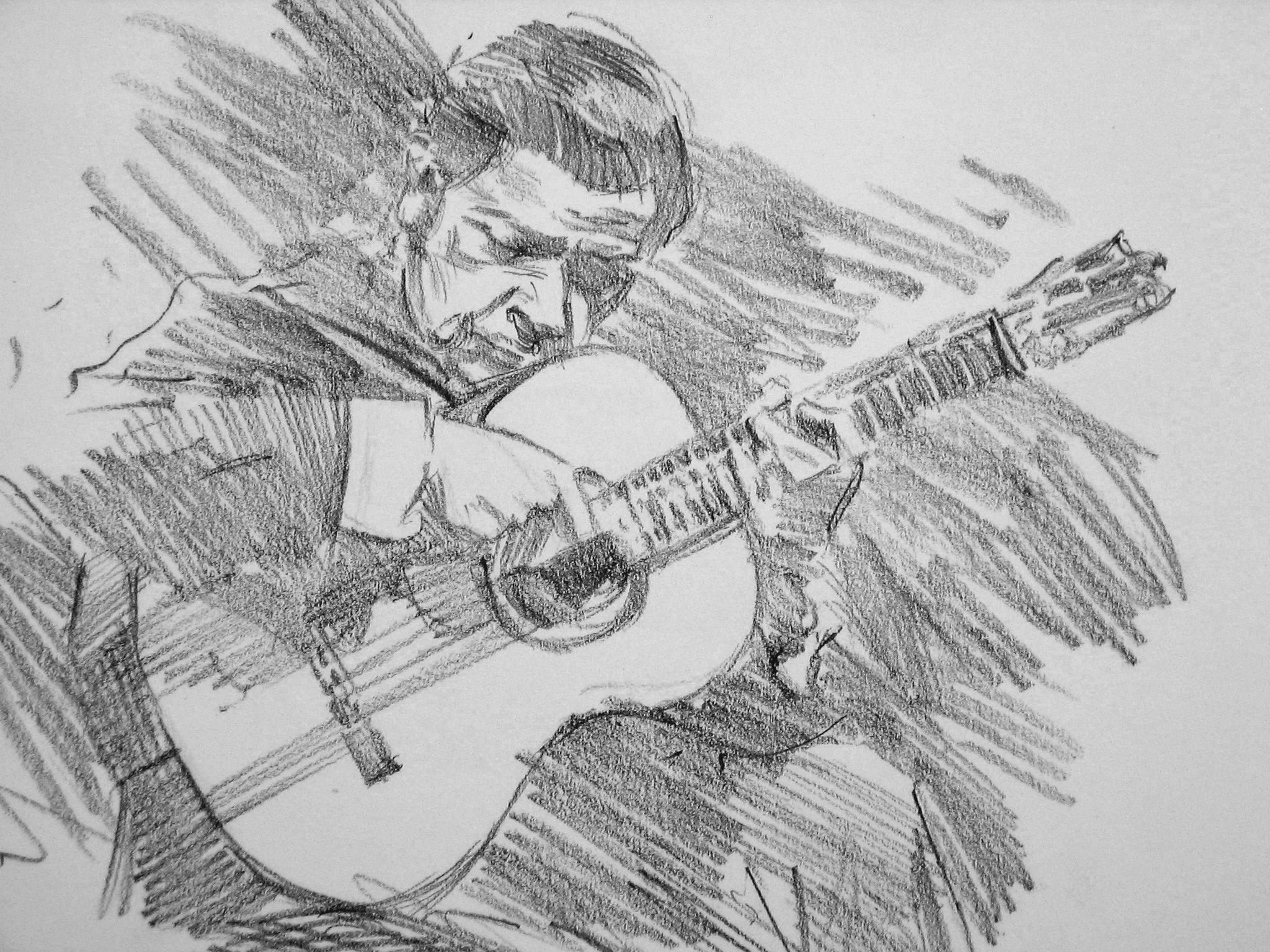 Guitarist 010